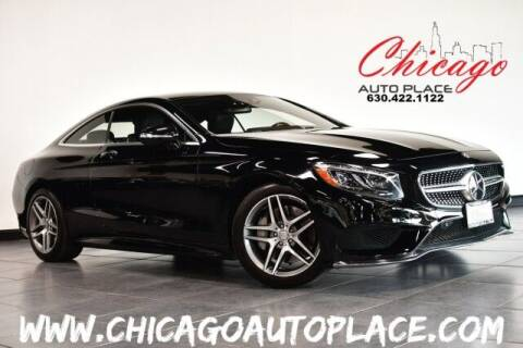 2015 Mercedes-Benz S-Class for sale at Chicago Auto Place in Bensenville IL