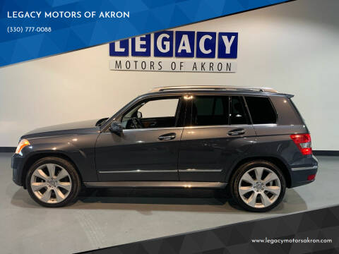2010 Mercedes-Benz GLK for sale at LEGACY MOTORS OF AKRON in Akron OH