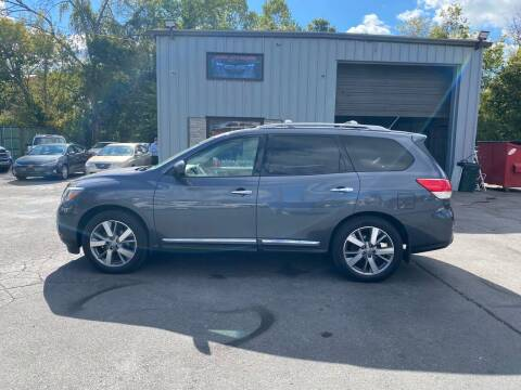 2014 Nissan Pathfinder for sale at Access Auto Brokers in Hagerstown MD