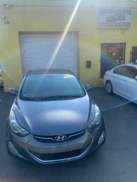 2013 Hyundai Elantra for sale at Hartford Auto Center in Hartford CT