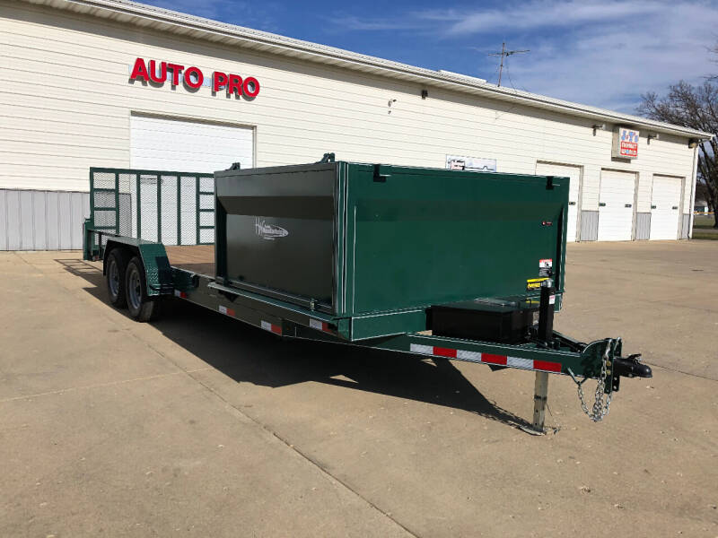 2021 COMBO DUMP H&W for sale at AUTO PRO in Brookings SD