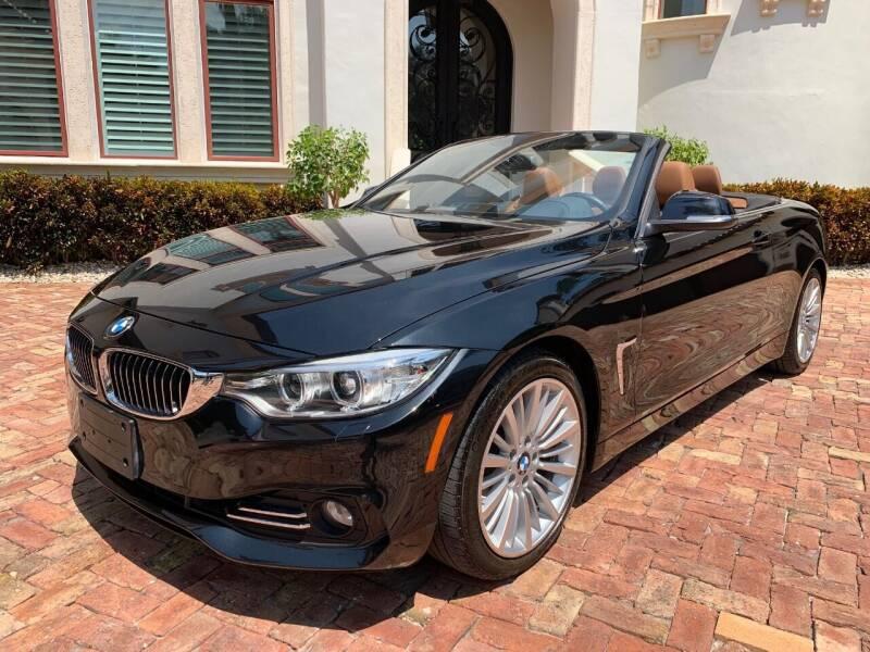 2016 BMW 4 Series for sale at Mirabella Motors in Tampa FL