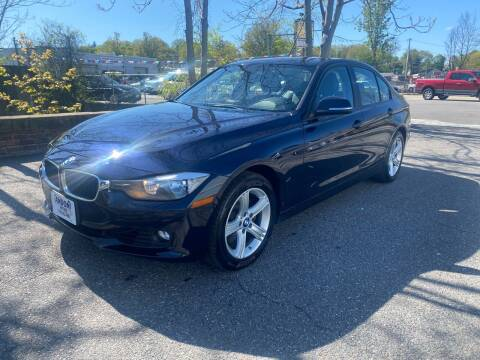 2013 BMW 3 Series for sale at ANDONI AUTO SALES in Worcester MA