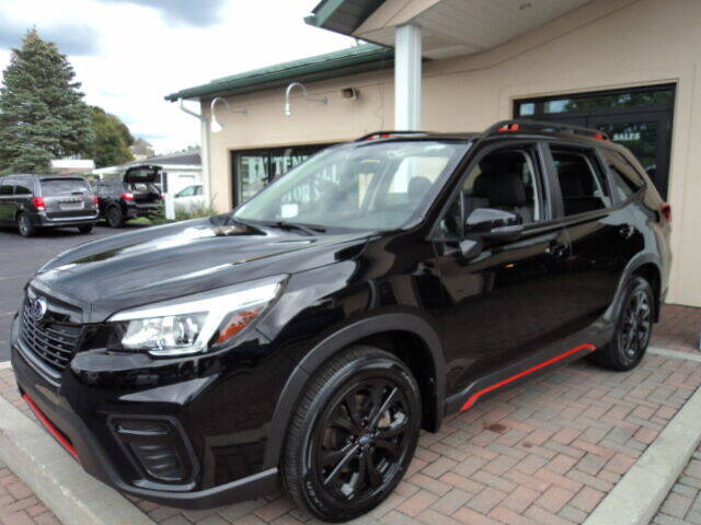 2019 Subaru Forester for sale at BATTENKILL MOTORS in Greenwich NY