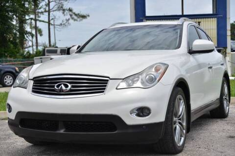 2011 Infiniti EX35 for sale at Motor Car Concepts II - Kirkman Location in Orlando FL