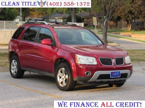 2006 Pontiac Torrent for sale at NY AUTO SALES in Omaha NE