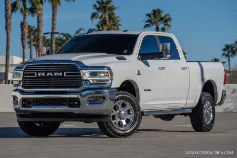 2020 RAM Ram Pickup 2500 for sale at Euro Auto Sales in Santa Clara CA
