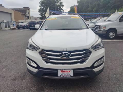2014 Hyundai Santa Fe Sport for sale at Elmora Auto Sales in Elizabeth NJ