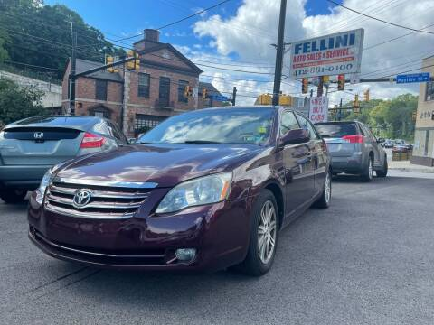 2007 Toyota Avalon for sale at Fellini Auto Sales & Service LLC in Pittsburgh PA