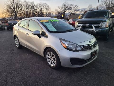 2014 Kia Rio for sale at Costas Auto Gallery in Rahway NJ
