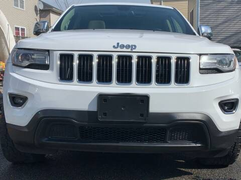 2014 Jeep Grand Cherokee for sale at Simon Auto Group in Newark NJ