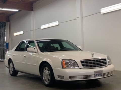 2004 Cadillac DeVille for sale at AutoAffari LLC in Sacramento CA