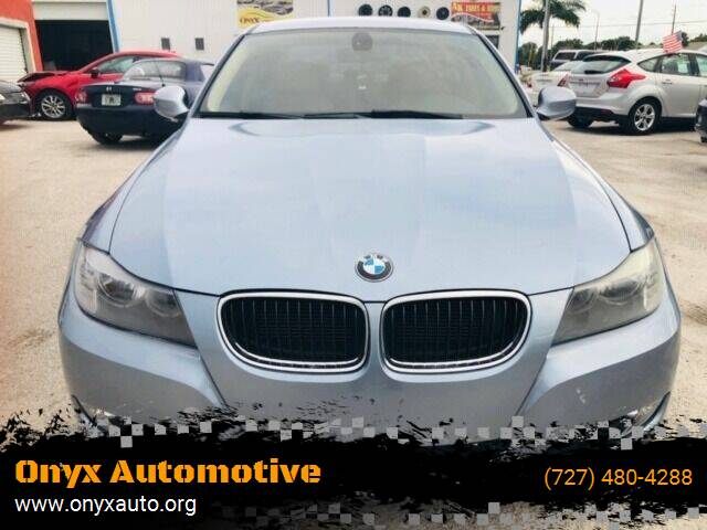 2011 BMW 3 Series for sale at ONYX AUTOMOTIVE, LLC in Largo FL