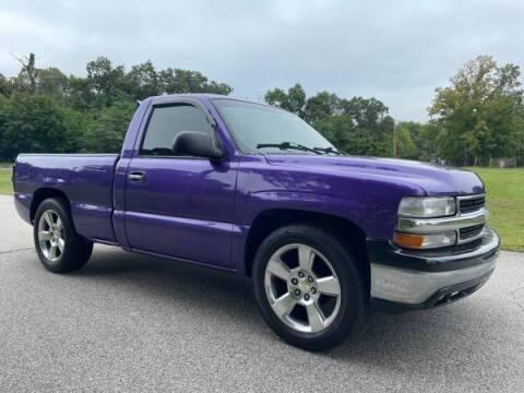 1999 Chevrolet Silverado 1500 for sale at 100% Auto Wholesalers in Attleboro MA