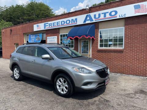 2013 Mazda CX-9 for sale at FREEDOM AUTO LLC in Wilkesboro NC