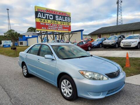 2005 Toyota Camry for sale at Mox Motors in Port Charlotte FL