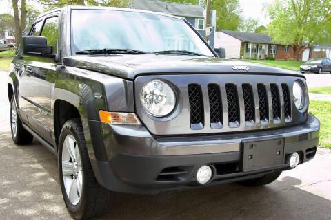 2017 Jeep Patriot for sale at Prime Auto Sales LLC in Virginia Beach VA