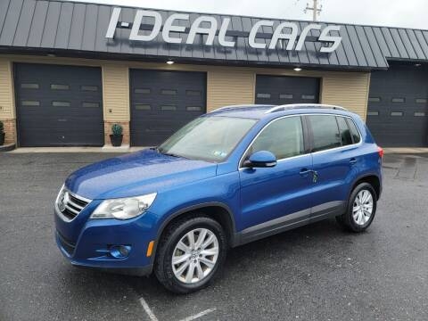 2009 Volkswagen Tiguan for sale at I-Deal Cars in Harrisburg PA