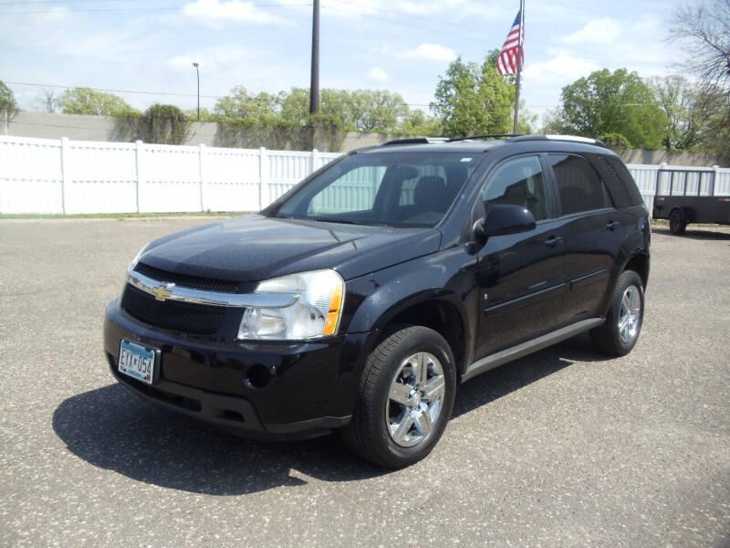 2008 Chevrolet Equinox for sale at Metro Motor Sales in Minneapolis MN