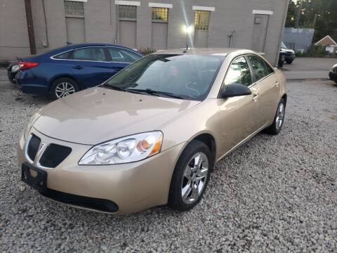 2008 Pontiac G6 for sale at Car Kings in Cincinnati OH