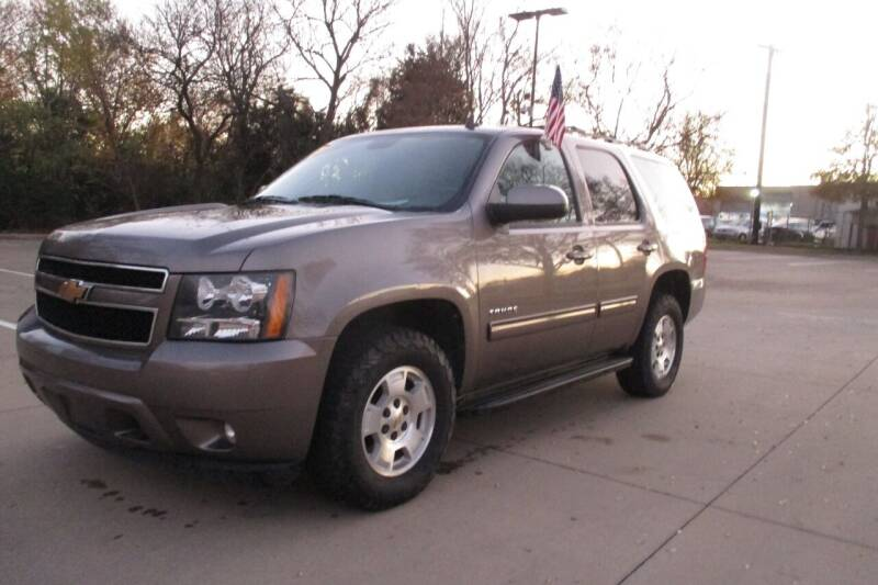 2014 Chevrolet Tahoe for sale at Vemp Auto in Garland TX