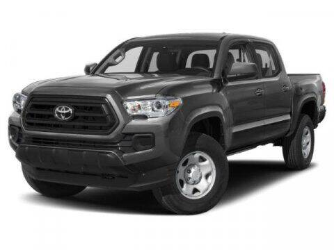 2021 Toyota Tacoma for sale at Suburban Chevrolet in Claremore OK