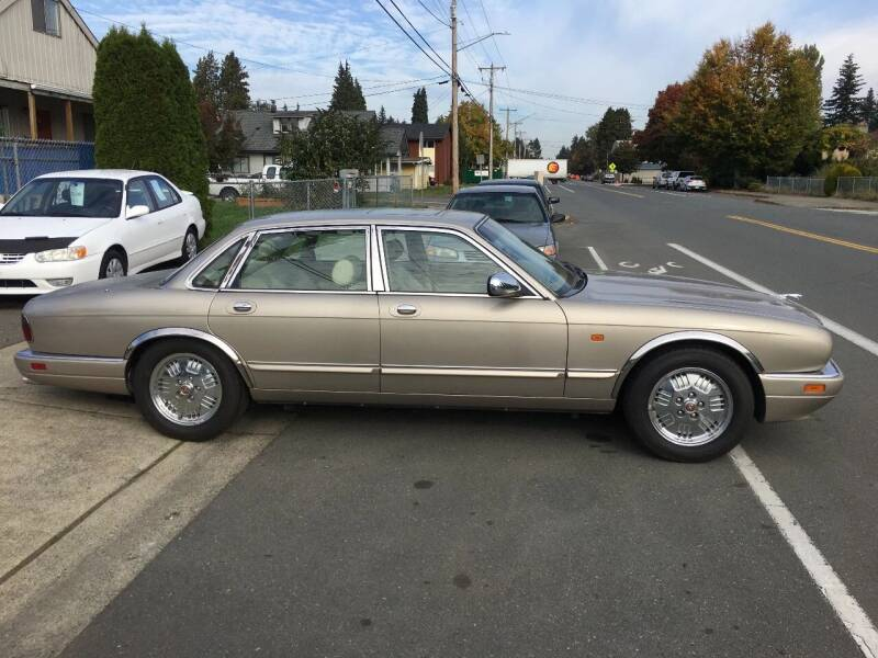 1995 Jaguar XJ-Series for sale at All About Cars in Marysville-Washington State WA