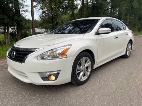 2013 Nissan Altima for sale at Next Autogas Auto Sales in Jacksonville FL