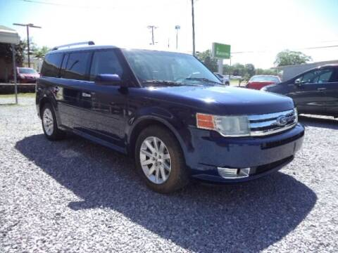 2011 Ford Flex for sale at PICAYUNE AUTO SALES in Picayune MS