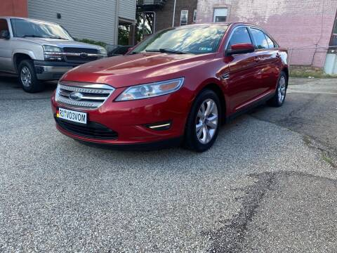 2010 Ford Taurus for sale at MG Auto Sales in Pittsburgh PA