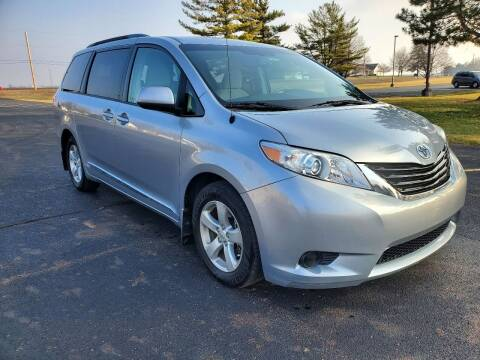 2014 Toyota Sienna for sale at Tremont Car Connection in Tremont IL