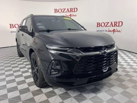 2019 Chevrolet Blazer for sale at BOZARD FORD in Saint Augustine FL