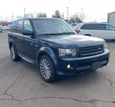 2012 Land Rover Range Rover Sport for sale at Kingz Auto Sales in Avenel NJ