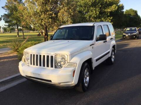 2011 Jeep Liberty for sale at Del Sol Auto Sales in Las Vegas NV