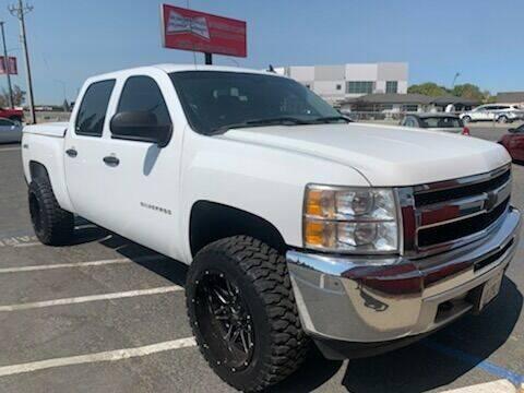 2013 Chevrolet Silverado 1500 for sale at BAS MOTORSPORTS in Clovis CA