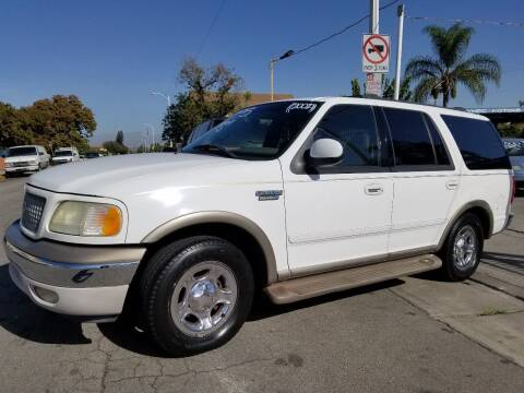 2002 Ford Expedition for sale at Olympic Motors in Los Angeles CA