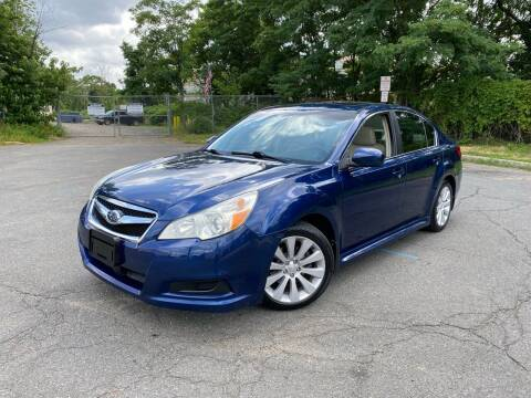 2011 Subaru Legacy for sale at JMAC IMPORT AND EXPORT STORAGE WAREHOUSE in Bloomfield NJ
