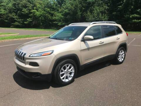 2014 Jeep Cherokee for sale at P&H Motors in Hatboro PA