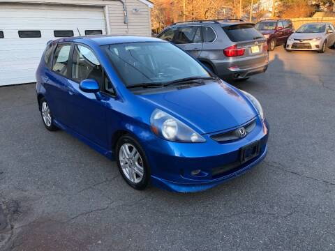 2008 Honda Fit for sale at HZ Motors LLC in Saugus MA
