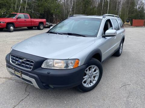 2007 Volvo XC70 for sale at Granite Auto Sales in Spofford NH