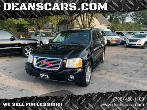 2007 GMC Envoy for sale at DEANSCARS.COM in Bridgeview IL