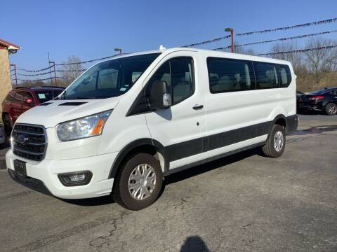 2020 Ford Transit Passenger for sale at Auto Martt, LLC in Harrodsburg KY