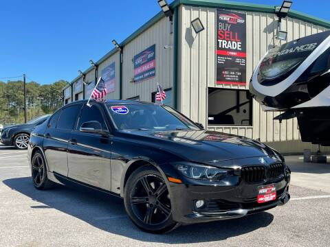 2014 BMW 3 Series for sale at Premium Auto Group in Humble TX