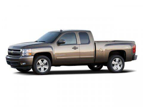 2008 Chevrolet Silverado 1500 for sale at DON'S CHEVY, BUICK-GMC & CADILLAC in Wauseon OH