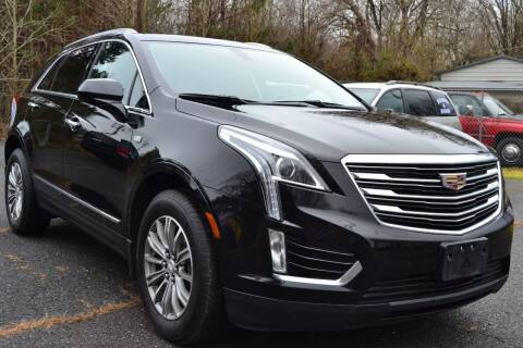 2017 Cadillac XT5 for sale at Victory Auto Sales in Randleman NC