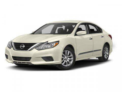 2017 Nissan Altima for sale at Scott Evans Nissan in Carrollton GA
