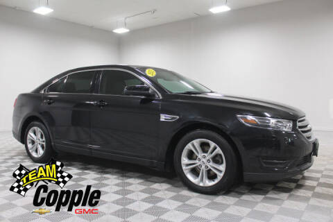 2015 Ford Taurus for sale at Copple Chevrolet GMC Inc in Louisville NE