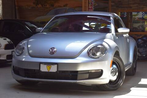 2012 Volkswagen Beetle for sale at Chicago Cars US in Summit IL