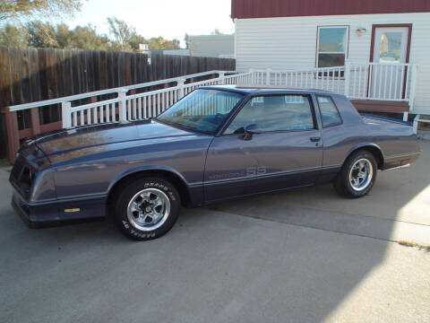 1984 Chevrolet Monte Carlo for sale at World of Wheels Autoplex in Hays KS