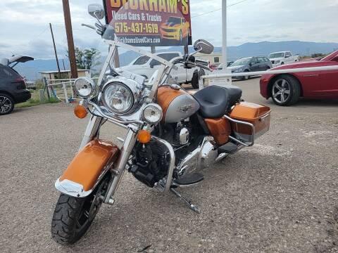 2014 Harley Davidson  Road King for sale at Bickham Used Cars in Alamogordo NM